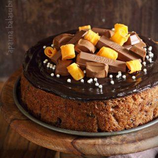 Egg Free Carrot Cake
