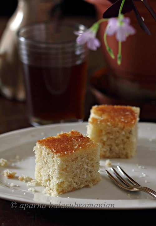 a week of an indian christmas � day 3 baath cake