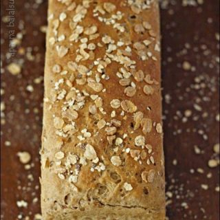 My Version of the Granary-Style Bread Loaf Recipe | My ...