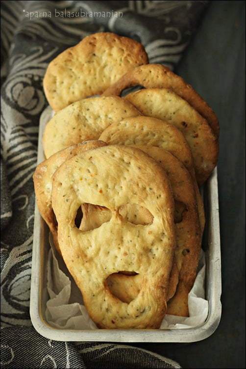 Herbed Boo Ghost Breads For Halloween My Diverse