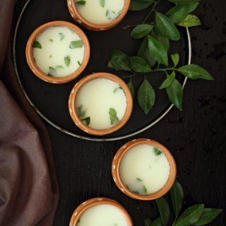 Sambharam Spiced Buttermilk