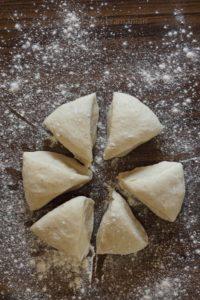 Shubak el Habayeb dough 1