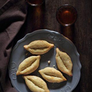 Navette Cookies