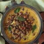 Curried Chickpeas Kadala Kari