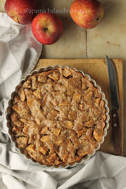 Norwegian Apple Pie