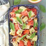 Panzanella - Bread & Tomato Salad