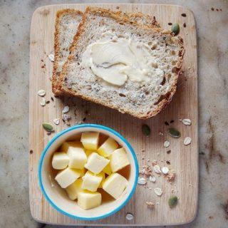Multigrain Sourdough Sandwich Bread